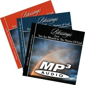 Blessings From You Are Blessed In The Names of God Bundle MP3
