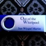 Thumb drive containing Out of the Whirlpool
